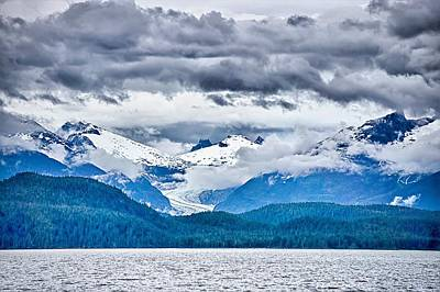 Photograph - Alaska - Travel Destination - Whale Watching Adventure by Alex Grichenko