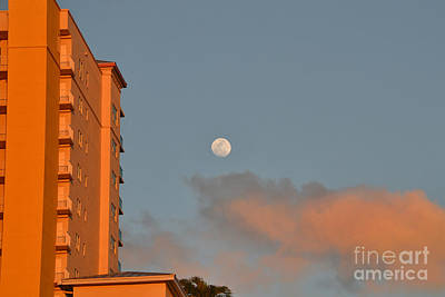 Photograph - 9- Auburn Moon by Joseph Keane