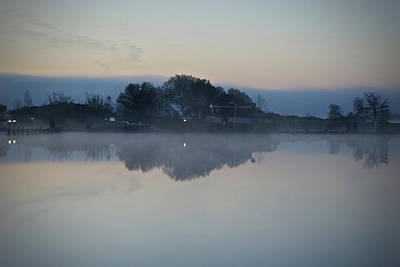 Photograph - Ballyronan Marina Dawn by Colin Clarke