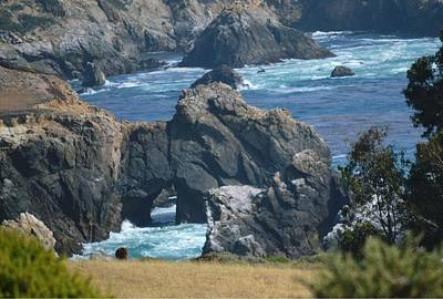 Photograph - Big Sur by Marian Jenkins
