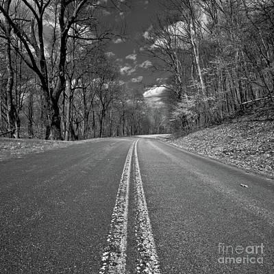 Photograph - Blue Ridge And Shenendoah by Avril Christophe