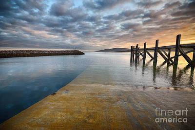 Ferry Photograph - Eriskay by Nichola Denny