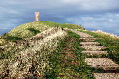 Somerset Photograph - Glastonbury Tor - England by Joana Kruse