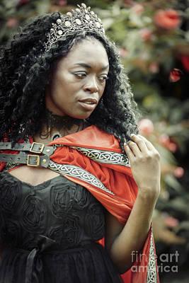 Warrior Women Photograph - Got Warrior Princess by Amanda Elwell