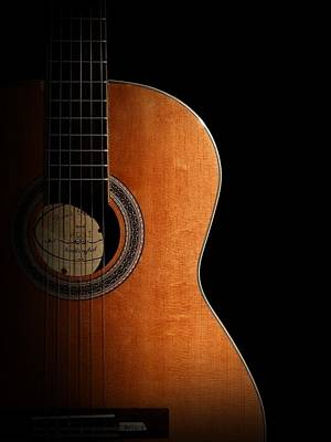 Musical Instruments Wall Art - Photograph - Guitar by Jackie Russo