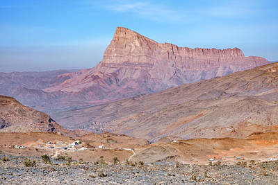 Arabia Photograph - Jebel Shams - Oman by Joana Kruse