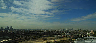 Photograph - London Skyline by David French