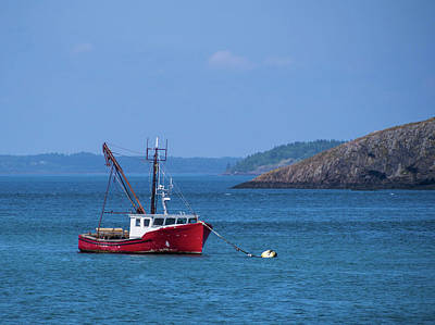 Photograph - Lubec ,maine  by Trace Kittrell