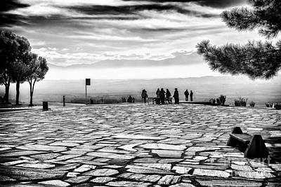 Photograph - Pamukkale by Rene Triay Photography