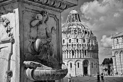 Photograph - Pisa Italy by Cendrine Marrouat