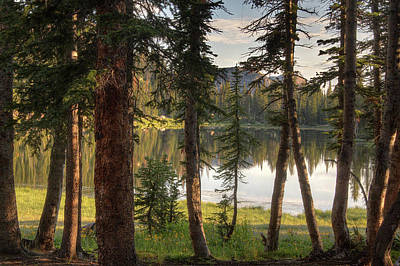 Photograph - Uinta Mountains, Utah by Utah Images