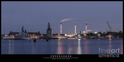Photograph - Waterfront by Jorgen Norgaard