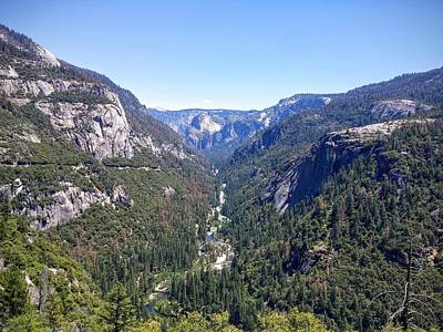 Photograph - Yosemite Adventure by Richard Yates