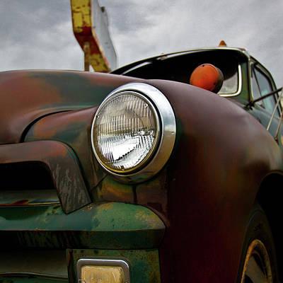 Car 66 Art Print