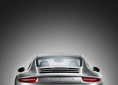 Porsche 911 Photograph - 911 Carrera by Mark Rogan