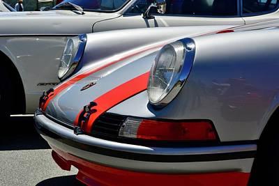 Photograph - 911 R Detail by Dean Ferreira