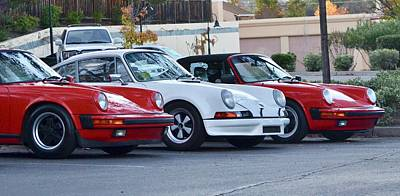 Photograph - 911s by Dean Ferreira