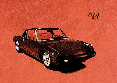 914 Art Print by Mark Rogan
