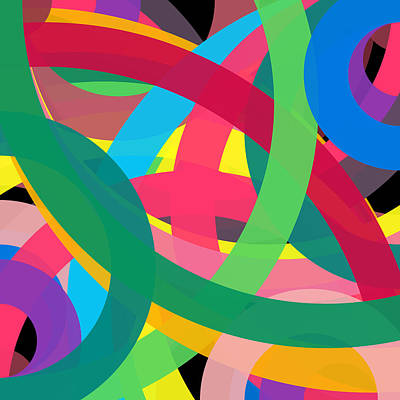 Drawing - 9227465 - Phi Word Circle by REVAD David Riley