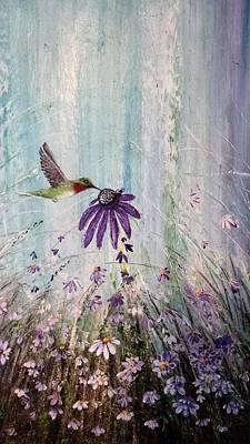 Painting - #923 Natures Beauty by Linda Skibinsky