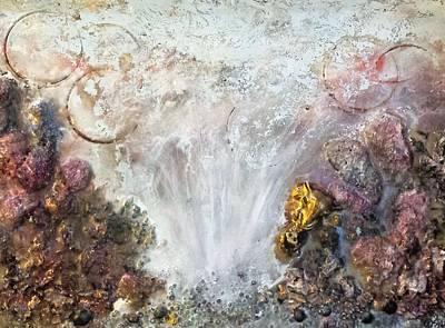 Painting - 927 Wonders Of The Universe by Linda Skibinsky