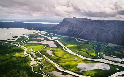 Landscape Digital Art - Landscape by Super Lovely