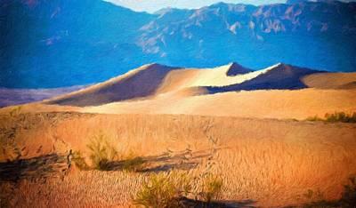 Landscape Painting - Nature Landscape Nature by Margaret J Rocha