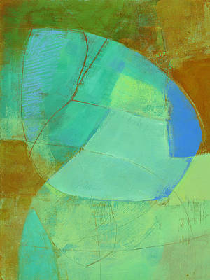 Abstract Painting - 99/100 by Jane Davies