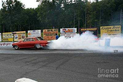 Wall Art - Photograph - 9943 08-04-2013 Lebanon Valley Dragway Night Of Fire by Vicki Hopper