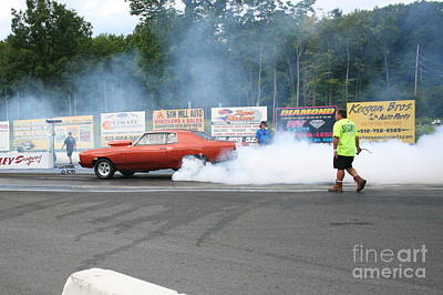 Wall Art - Photograph - 9993 08-04-2013 Lebanon Valley Dragway Night Of Fire by Vicki Hopper