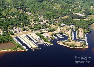 Photograph - A-008 Afton Harbors 2 Minnesota by Bill Lang