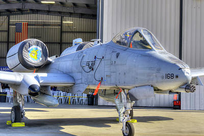 Photograph - A-10 Thunderbolt by Joe  Palermo