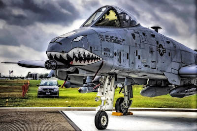 Photograph - A-10 Thunderbolt  by Michael White