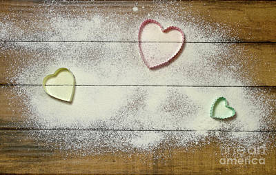 Photograph - A Baker's Heart by Liz Masoner