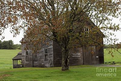 Photograph - A Barn With History  # 3 by Marcia Lee Jones