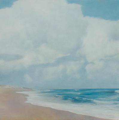 Painting - A Beach In Colombia by Mark  Leavitt