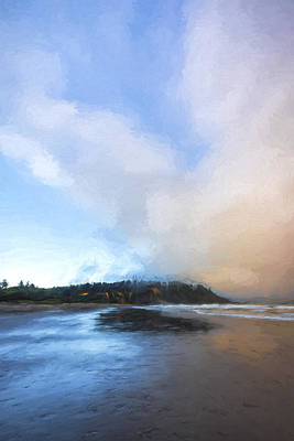 Digital Art - A Beach Like This II by Jon Glaser