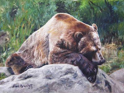 A Bear Of A Prayer Original