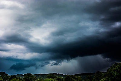 Photograph - A Beast Of A Storm by Shelby Young