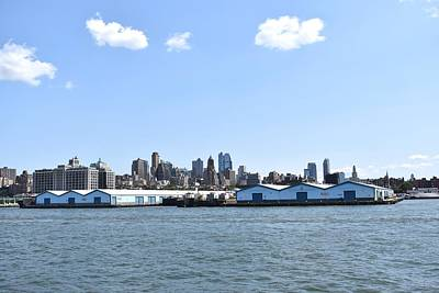 Photograph - A Beautiful Day In Brooklyn 1 by Nina Kindred