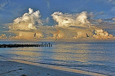 Photograph - A Beautiful Florida Morning by HH Photography of Florida