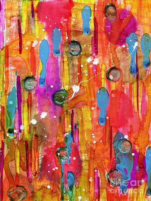 Painting - A Beautiful Mess by Desiree Paquette