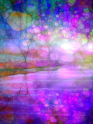 Photograph - A Bewitching Purple Morning by Tara Turner