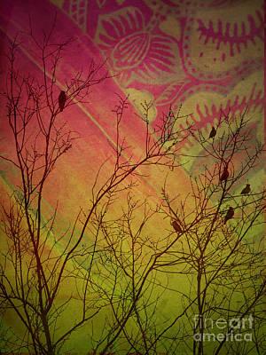 Photograph - A Bird's Dream Of Summer by Tara Turner