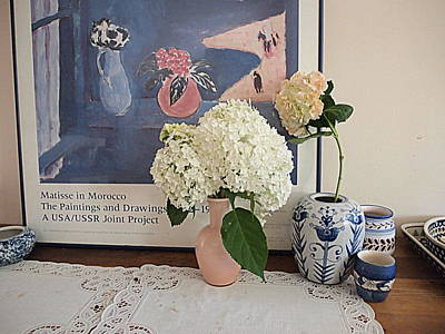 Photograph - A Birthday Still Life by Nancy Kane Chapman