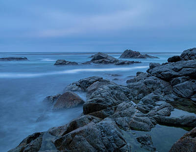 Photograph - A Blue Dawn by Jonathan Nguyen