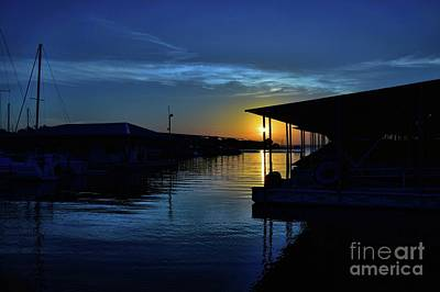 Photograph - A Blue Sunday by Diana Mary Sharpton
