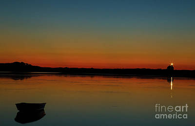 Photograph - A Boat Lies Waiting by Todd Breitling