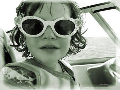 Photograph - A Boat Ride by Joan  Minchak