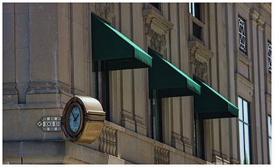 Photograph - A Boston View Architecture by Roberta Byram